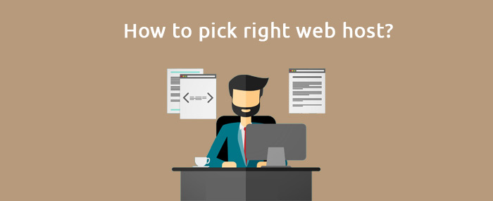 How to choose a web hosting service?
