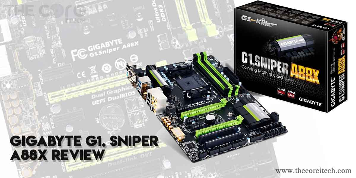 Gigabyte G1. Sniper A88X Review — is it still Worth the Money in 2021
