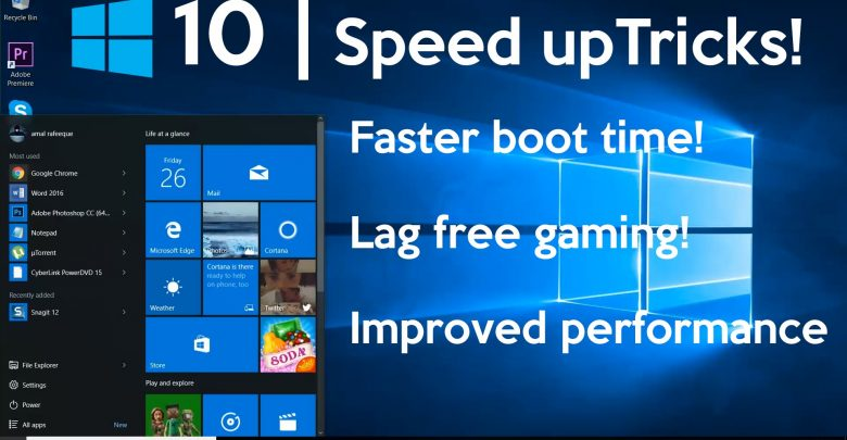 Windows 10 Tips To Improve Performance - TheCore iTech