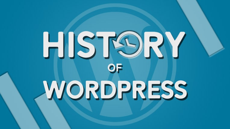 Photo of History of WordPress
