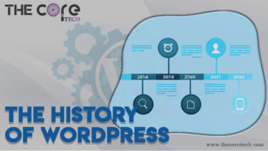 Photo of The History of WordPress [2003 to 2021 Covered]